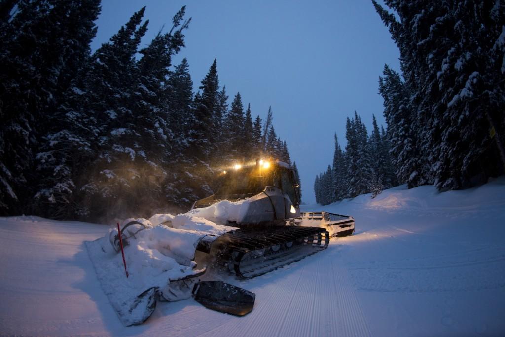 Snow Patrol Aspen