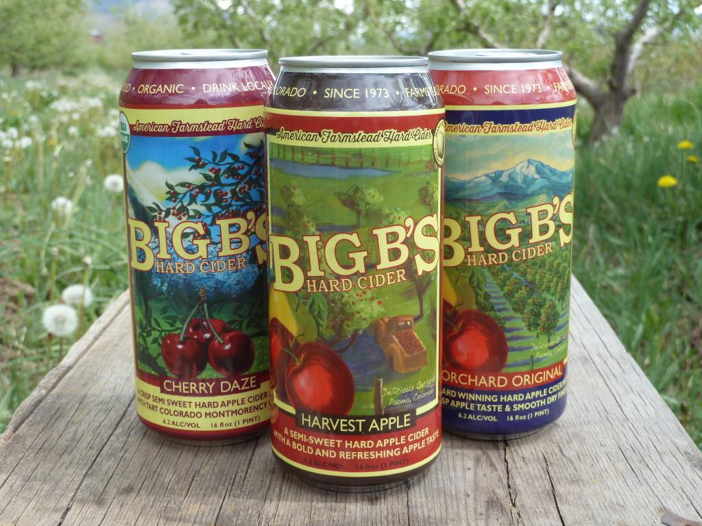 Big B's hard cider fest