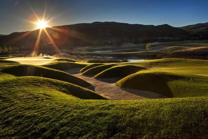 Golf in Aspen