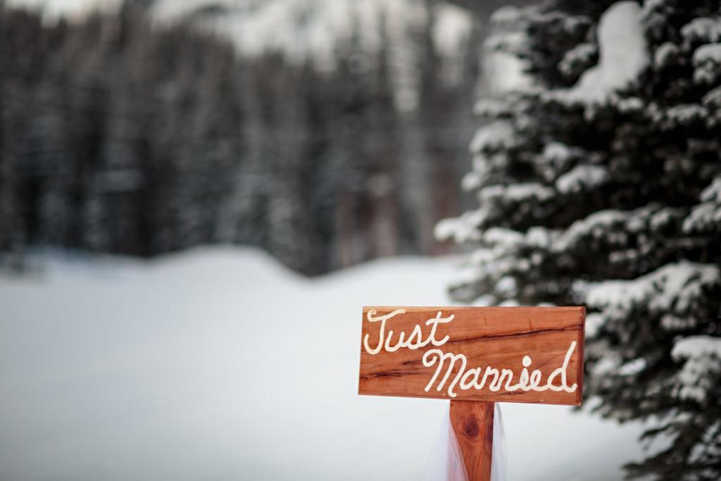 Married in Aspen