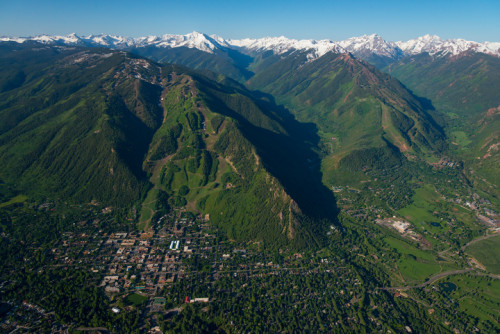 Aspen in Summer- Get on Aspen Mountain!