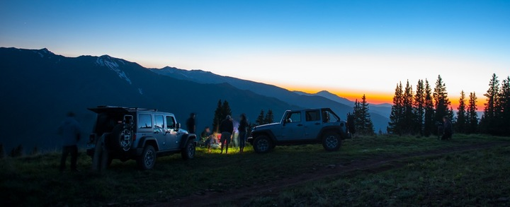 Stargazing Jeep Tours