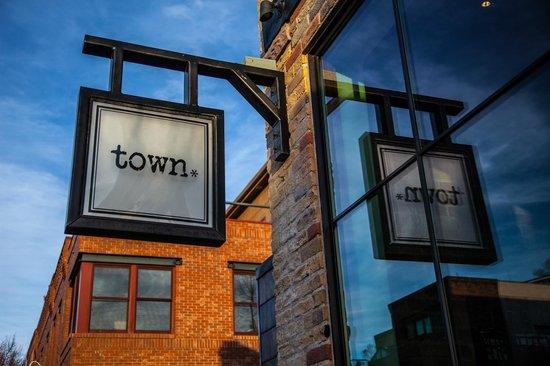 Town coffee