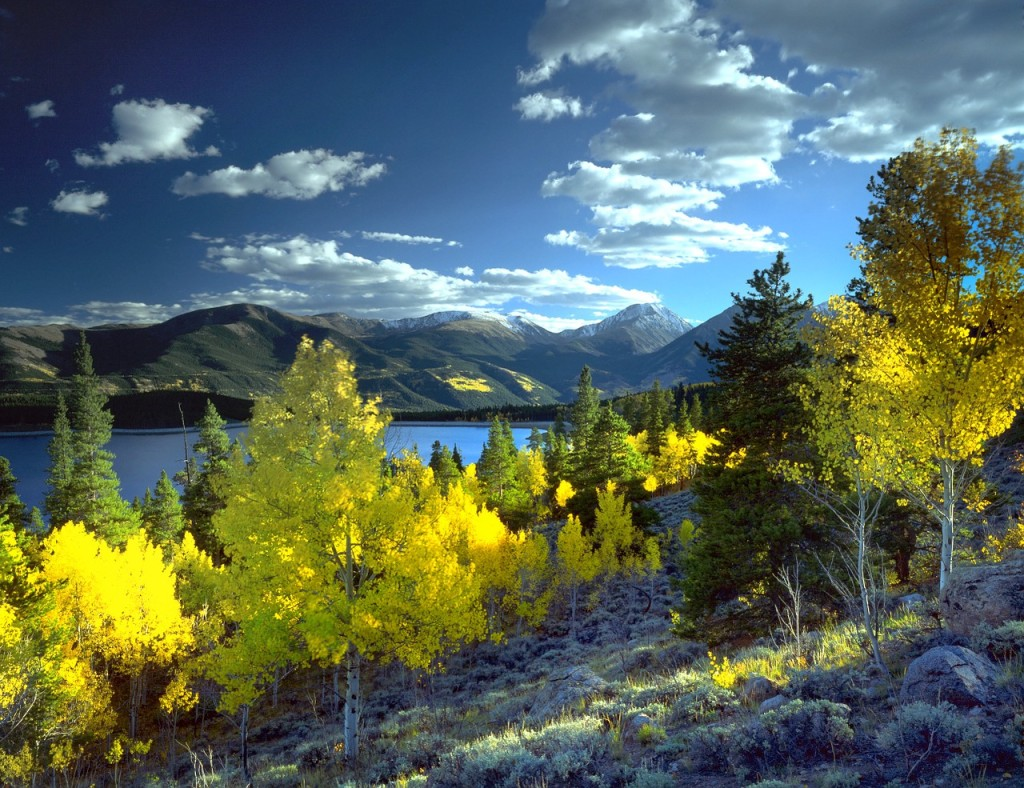 Twin Lakes- Aspen