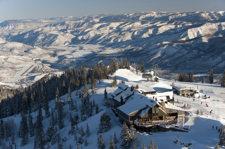 Sundeck, Aspen Mountain