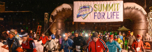 Summit for Life Race