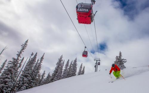 Aspen Opening Day