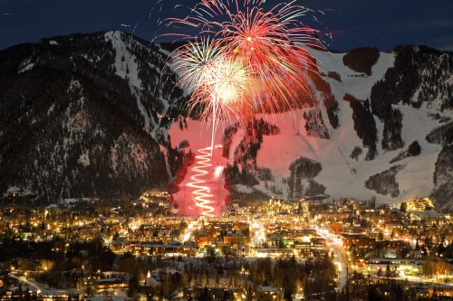 New Years in Aspen