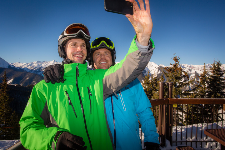 Aspen's Gay Ski Week