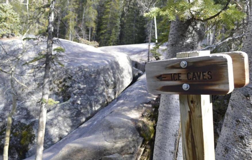 Aspen's Grottos Trail