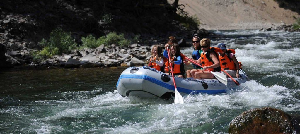 White Otter Rafting