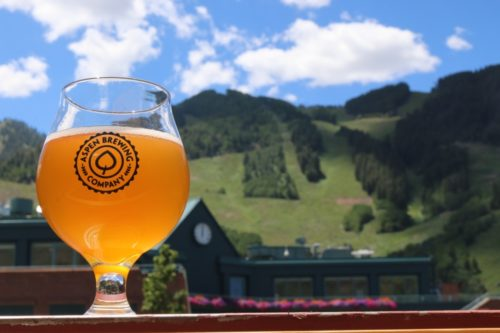 An Afternoon at Aspen Brewing Company