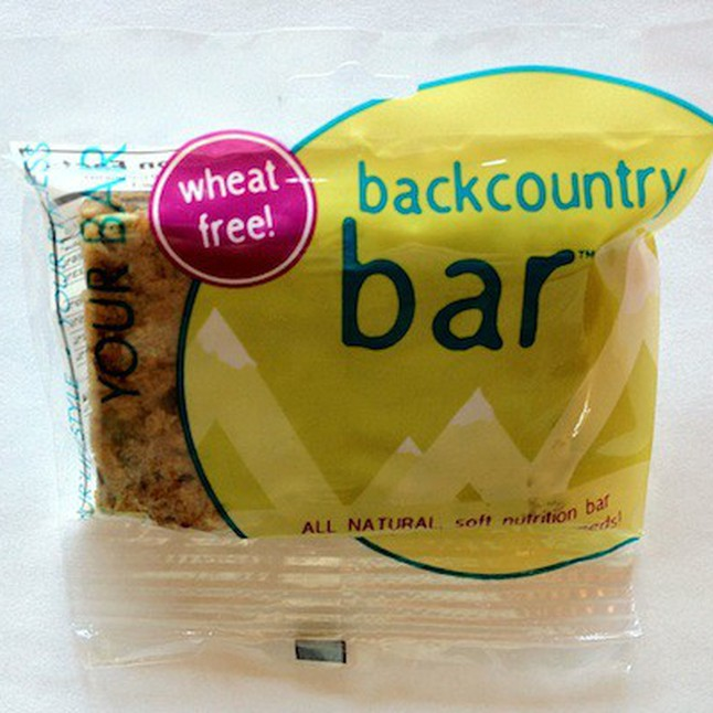 Backcountry Bar