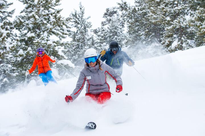 Aspen ski School