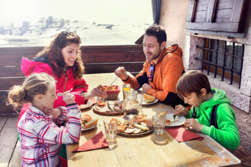 Sun Valley on-mountain Dining Guide