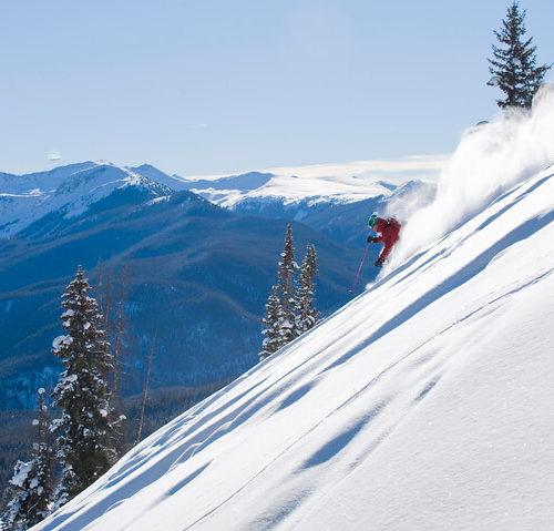 Backcountry Skiing in Aspen