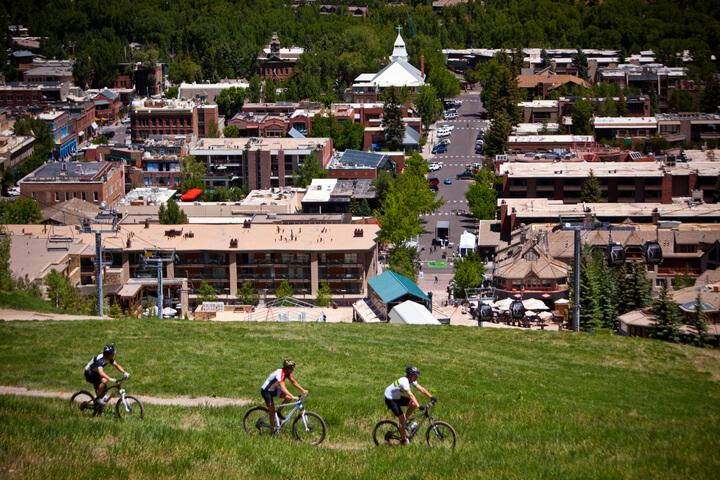 Biking Aspen