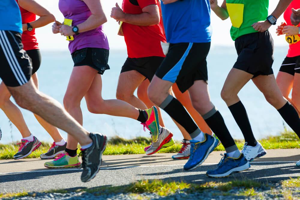 5k Half Marathon Run