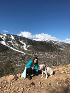 Aspen Hiking on Smuggler