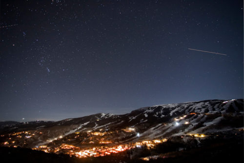 Aspen at Night - Things to Do