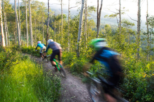 Beginner Mountain Biking Trails in Aspen