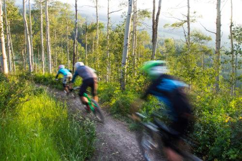 Beginner Mountain Biking Trails in Aspen
