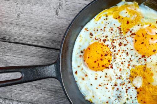 Breakfast foods, ranked