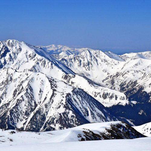 La Plata Peak - Easiest 14ers Near Aspen