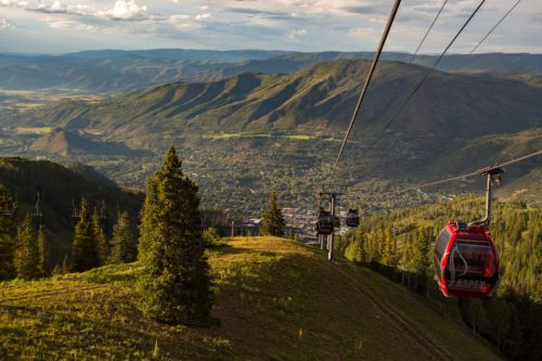 Aspen Mountain Summer Activities