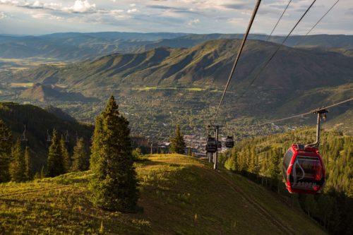Aspen Mountain Summer Activities