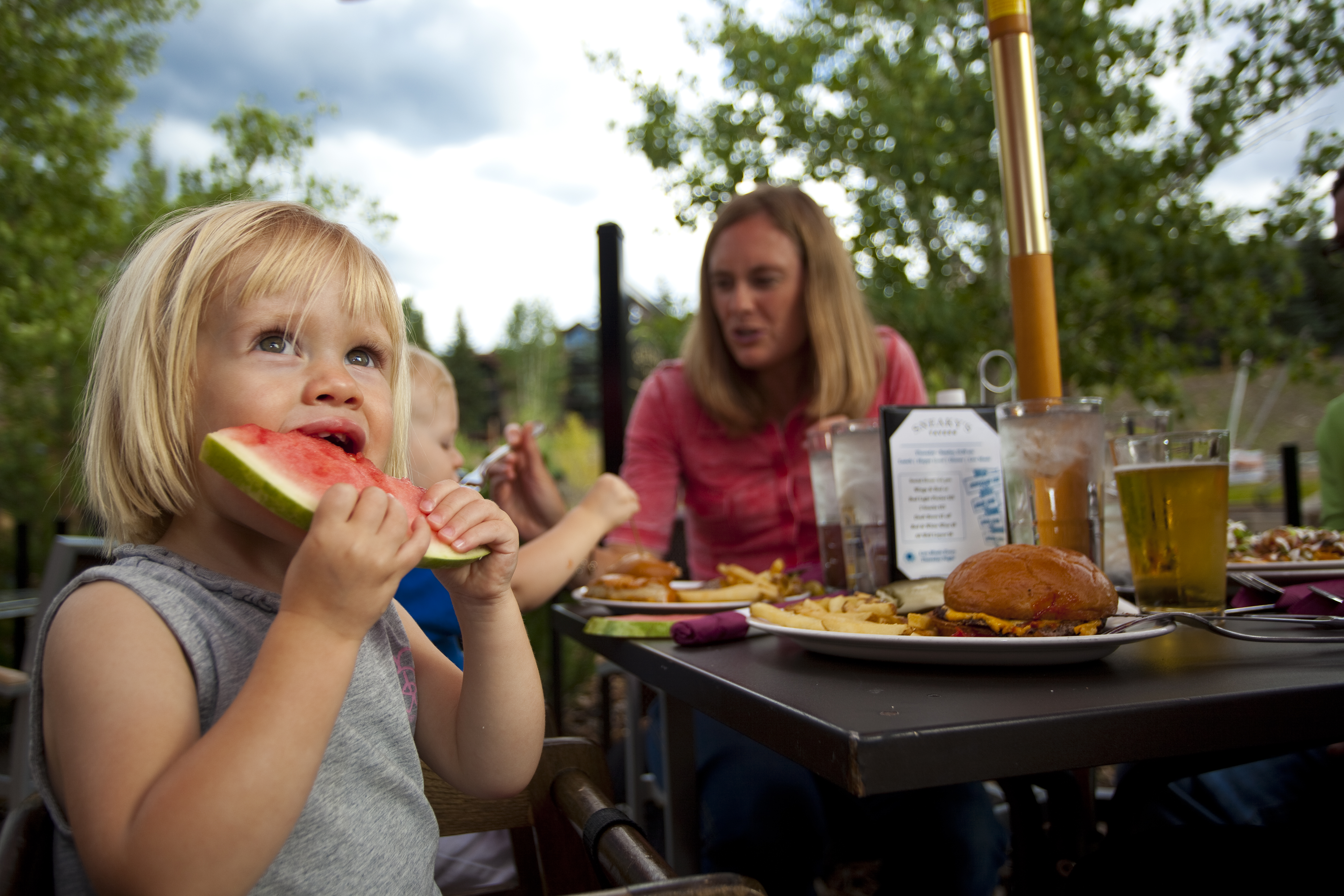 kids lunch in ketchum