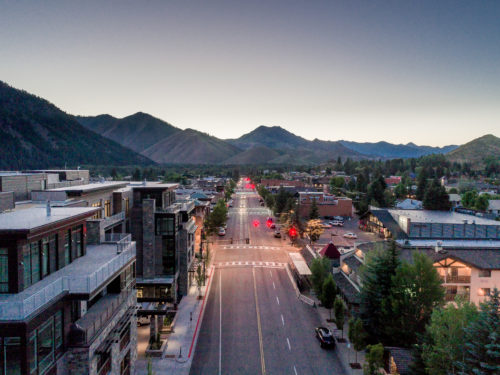 Downtown Ketchum