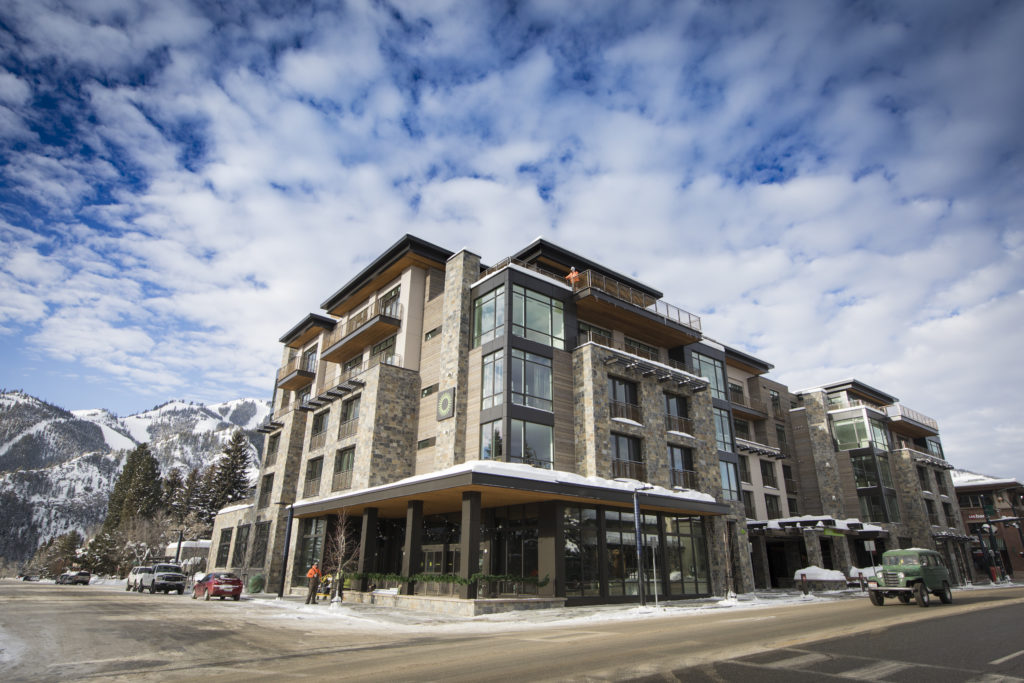 Limelight Hotel Downtown Ketchum