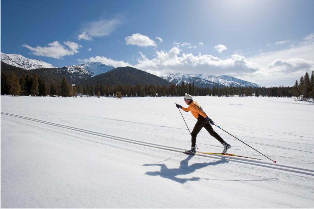 72 Hour Winter Travel Guide for Ketchum, Idaho Cross Country Ski