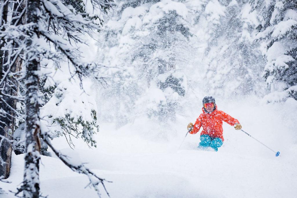 aspen skiing