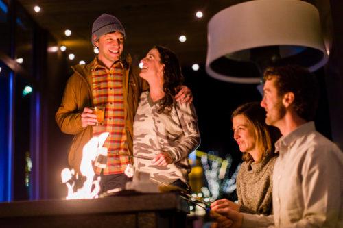 Limelight Hotel celebration