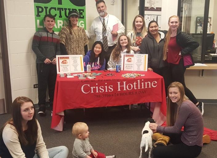 Crisis Hotline - LL Ketchum Community Fund