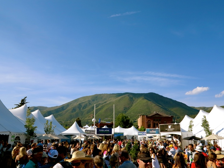 Aspen Food and Wine Festival
