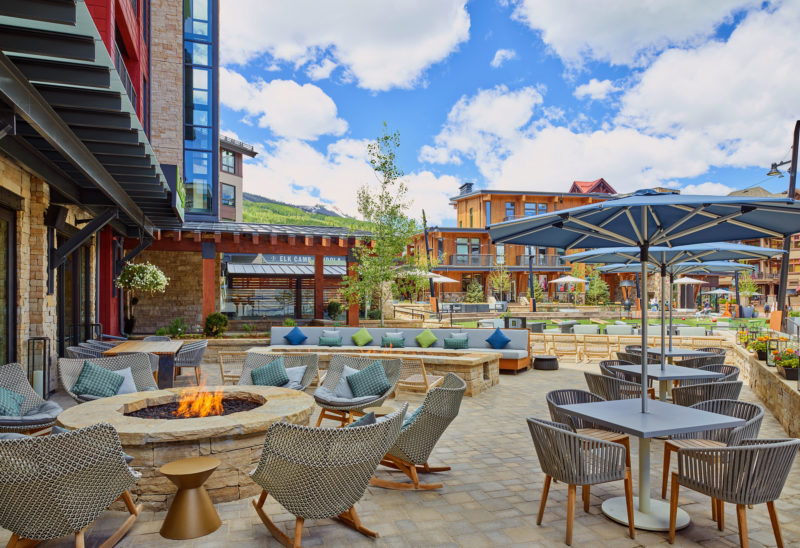 Memorable Summer - Limelight Snowmass Patio