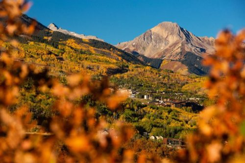 Shoulder Season in Aspen, Snowmass