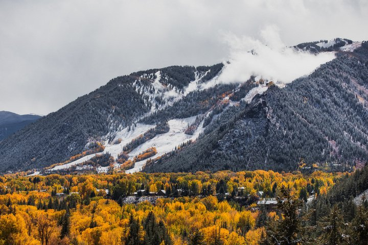 Shoulder Season in Aspen