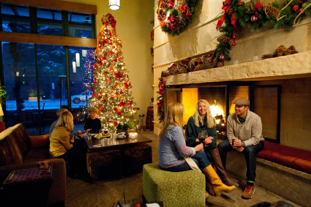 Holidays in the Mountains - Christmas Time at Limelight Hotel
